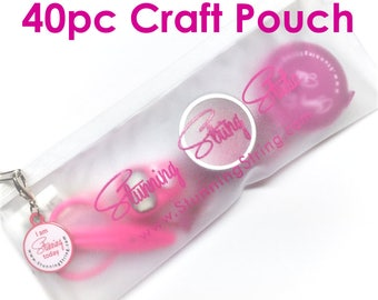 NEW Exclusive 40 pc Stunning String Craft Kit