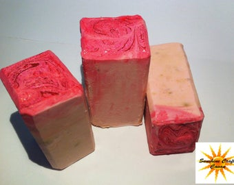 Strawberry Summer soap 40g