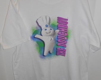 Pillsbury Doughboy Tee Shirt Size XL