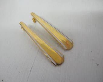 Laurel Burch Earrings Drop Enamel Earrings