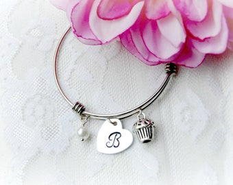 Child Bangle, Daughter Bracelet, Kids Bangle, Kids Jewelry, Daughter Jewelry, Stainless Steel Bangle, Personalized Bracelet, Grandchildren