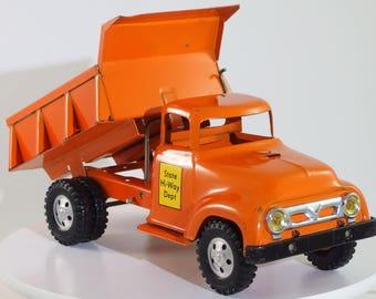 Vintage Tonka 1957 State Hi-Way Dump Truck