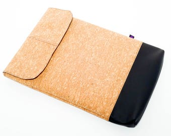 Corkwood notebook case - free shipping