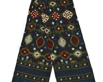 Vintage men scarf
