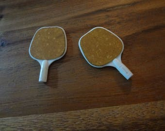 Pepper ~ #9318-7 After School: ping pong paddle