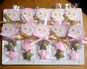 Twinkle Twinkle Little Star Baby Shower Favors - Twinkle Star Favors, Twinkle Little Star Baby Shower, Baby Favors - Set of 15
