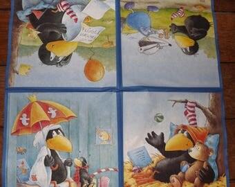 Paper towel / Napkins crows
