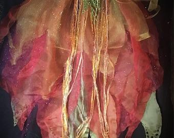Woodland fae veil