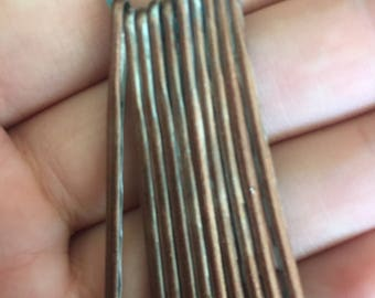Light Brown Bobby Pins
