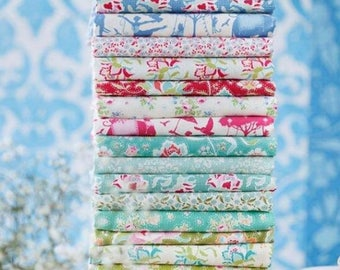 TILDA Fabric CIRCUS Collection Fat Quarter Bundle (20fq's) Cut In My Shop