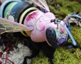 Custom - No Sale! Abeillegra, Realistic Bumble Bee Style BJD, Hana, Custom