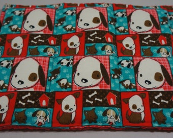 READY TO SHIP! Weighted Lap Pad * Puppy 3 lbs