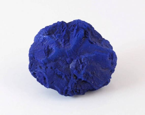 Azurite Crystal Rose, M-1108