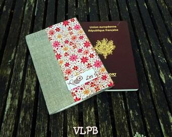 Natural linen and liberty Menasse Passport
