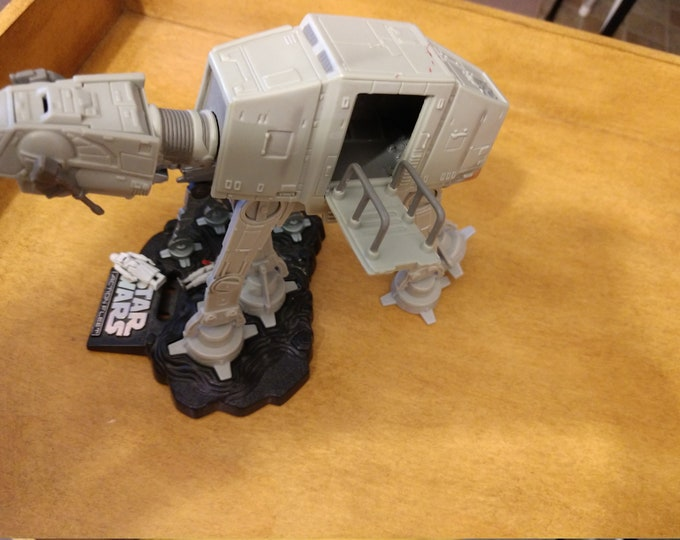 AT-AT All-Terrain Armored Transport Concept Model - Star Wars