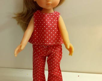 Pants and Bolero for doll Corolla sweethearts or 33cm doll