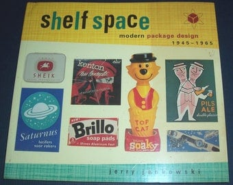 Shelf Space, Package Design 1945-65 book