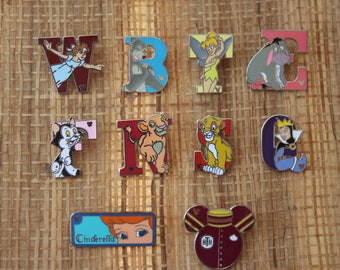 Collector Disney Pins