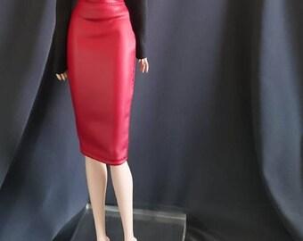 Skirt for Barbie,Muse barbie,LIV dolls, FR, Silkstone - No.0056