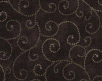 Classic Marble Swirls, Brown Mink Blender! (9908 87), Moda (By 1/2 Yard)