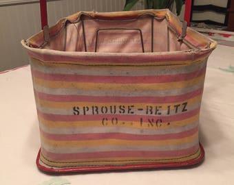 Sprouse-Reitz Folding Shopping Basket