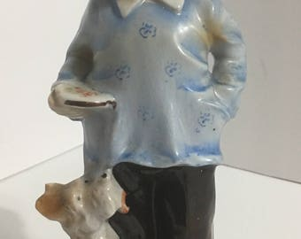 Big Boy Occupied Japan Figurine Vintage