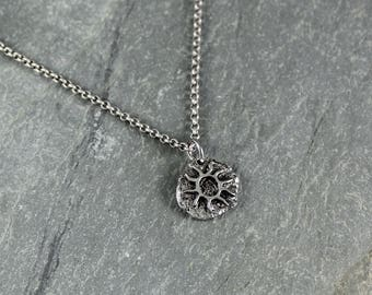 Summer Sun  pendant necklace