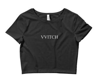 Witch Clothing, VVITCH crop top