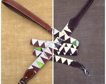 CUSTOM Reflective Dog Collar, Leash and/or Coupling Leash