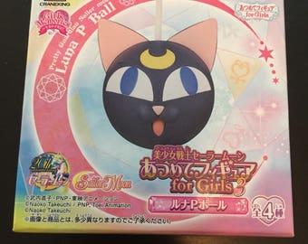 Luna P Miniature Figure Sailor Moon / unopened and in box