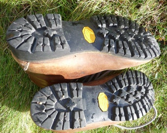 Vintage Italian Hiking Boots by La Robusta (UK size 7.50) Eur 40.50