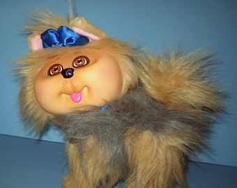 Cabbage Patch Kids, Adopt and Luv,Mattel Yorkie,  Vintage 1980s