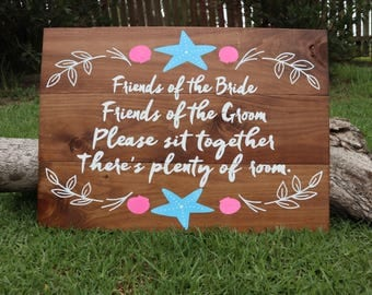 CUSTOM WEDDING SIGN, Custom Wooden Sign, Wooden sign, Photo Prop, Personalized Sign, Birthday Gift | 60cm x 42cm