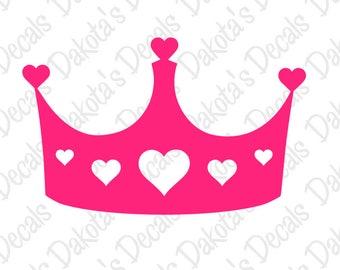 Princess Crown SVG for Download