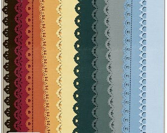 ON SALE NOW 65% off Family Digital Scrapbook Eyelet Mats