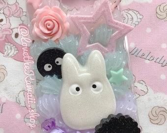 Samsung Note 5 Totoro Pastel Kawaii Decoden Case Cover