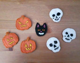 Random Halloween Patch