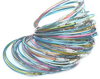 10 support cable 20cm bracelet
