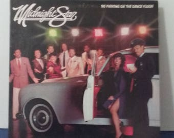 Midnight Star - No Parking On The Dance Floor - Circa 1983