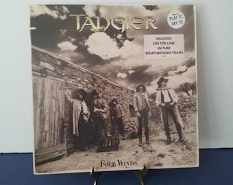 Tangier - Four Winds - Promo copy - Circa 1989