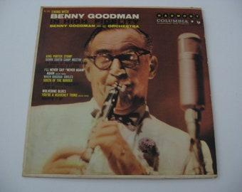 Benny Goodman - Swing With Benny Goodman - Circa 1959