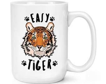 Easy Tiger 15oz Mighty Mug Cup