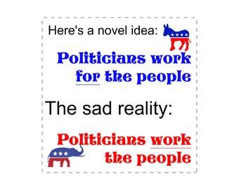 Politicians Sign