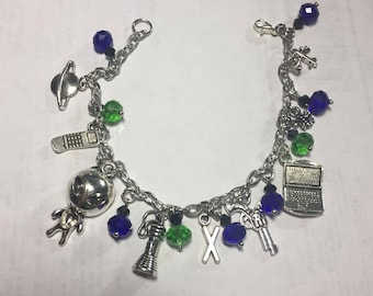 The X Files Inspired Loaded Bracelet