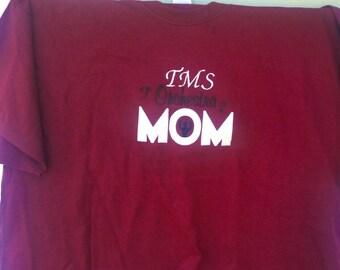 Band Orchestra - Band Mom - Orchestra Mom Shirt - Mom T-Shirt - Orchestra Music - Orchestra Band - Orchestra Gift - Band Mom Gift