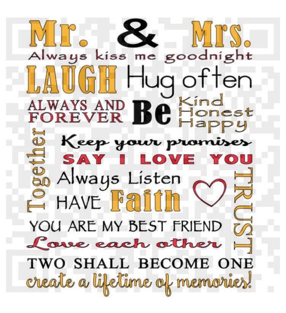 Mr. & Mrs. PNG, Marriage PNG, Sublimation art, Digital Download, Instant Download, Subway art