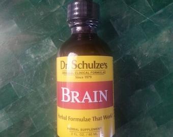 Dr. Schulze's Brain Formulae