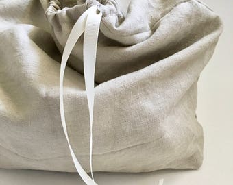 drawstring bags | gift set | linen bags | eco-friendly bags | reusable pouches | cloth reusable gift bags | gifts for mom | gift for her