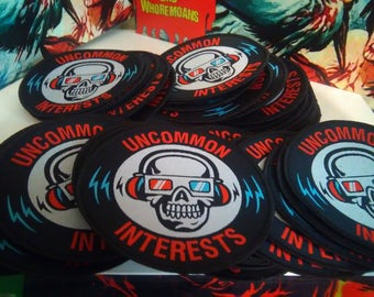 Uncommon Interests patch