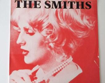 "Vintage 1987 The Smiths Sheila Take A Bow 12"" Single Vinyl Record Promo Copy  Australian Pressing Indie Rock"